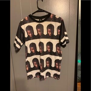 Asap ferg graphic music hip hop tee
